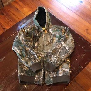NWOT Brazos Realtree Camo Jacket